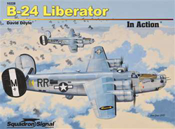 Squadron Publications B-24 Liberator In Action, LIST PRICE $18.95