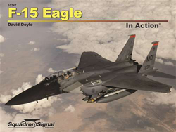 Squadron Publications F-15 Eagle in Action, LIST PRICE $19.95
