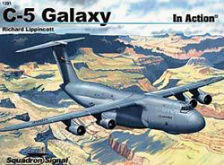 Squadron Publications C-5 GALAXY in Action, LIST PRICE $14.95