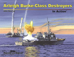 Squadron Publications Arleigh Burke Class Destroyer, LIST PRICE $19.95