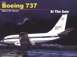 Squadron Publications Boeing 737 At The Gate, LIST PRICE $19.95