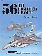Squadron Publications 56th FIGHTER GROUP, LIST PRICE $12.99