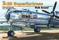 Squadron Publications B-29 Superfortress Walkard Hc, LIST PRICE $28.95
