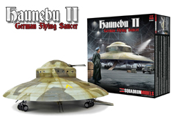 Squadron Models Haunebu Ii Ger Flying Saucer, LIST PRICE $79.99