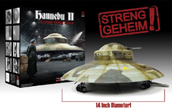 Squadron Models Haunebu Ii Flying Saucer PrmEd, LIST PRICE $99.99