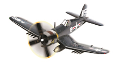 Squadron Models F4U-1 Corsair 1:72, LIST PRICE $19.99