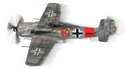 Squadron Models FW 190A-8 prepainted 1:72, LIST PRICE $19.99
