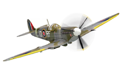 Squadron Models Spitfire MK.VB prepainted 1:72, LIST PRICE $19.99