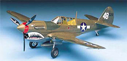 Squadron Models HBB P-40M 1:48 Complete Kit, LIST PRICE $49.99