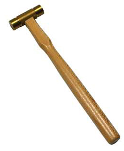 Squadron Putty Tools 3oz Ball-Peen Hammer Brass, LIST PRICE $15.99
