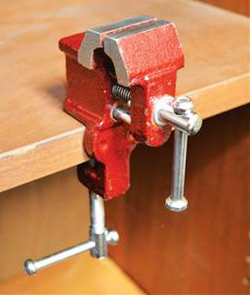 Squadron Putty Tools Mini Bench Vise, LIST PRICE $19.98