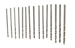 Squadron Putty Tools Drill Bit Assortmebt 1.05-2mm, LIST PRICE $14.99