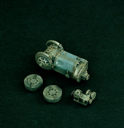 Verlinden PANTHER TRANSMISSION 1:35 , LIST PRICE $16.6