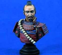 Verlinden SAMURAI BUST 200mm            , LIST PRICE $20.17