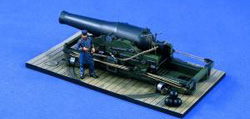 "Verlinden 11"" DAHLGREN NAVAL GUN 1:32 , LIST PRICE $63"