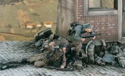 Verlinden BATTLE GERMAN INFANTRY 1:35 , LIST PRICE $15.09