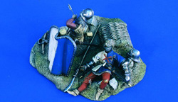 Verlinden ARROW RAIN MEDIEVAL 1:32 , LIST PRICE $26.99