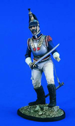 Verlinden FRENCH CUIRASSIER RUSSIAN 120m, LIST PRICE $26.99