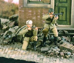 Verlinden SOVIET STREET FIGHTERS 1:35 , LIST PRICE $15.7