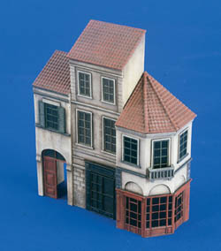 Verlinden EUROPEAN CITY BUILDING 1:72 , LIST PRICE $38.8