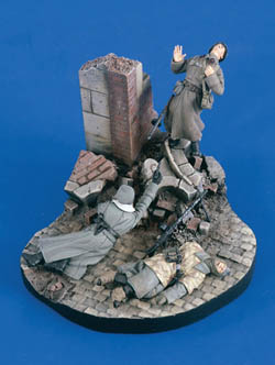 Verlinden CLOSE ENCOUNTER STALINGRAD :35, LIST PRICE $31.45