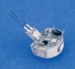 Verlinden COELIAN TURRET for PANTHER :48, LIST PRICE $20.95