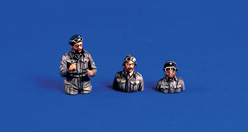 Verlinden BRITISH TANK CREW WWII 1:35 , LIST PRICE $21.36