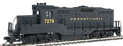 Walthers Train Line GP9M PRR, LIST PRICE $69.98