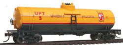 Walthers Train Line HO Tank Car UP UPT #5, LIST PRICE $17.98
