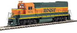 Walthers Train Line HO EMD GP15-1 Diesel BNSF , DUE 10/30/2019, LIST PRICE $69.98