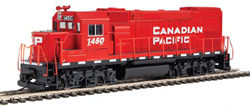 Walthers Train Line HO EMD GP15-1 Diesel CP, DUE 10/30/2019, LIST PRICE $69.98