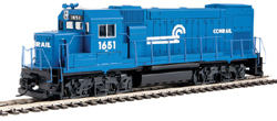 Walthers Train Line HO EMD GP15-1 Diesel Conrail, DUE 10/30/2019, LIST PRICE $69.98