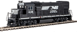 Walthers Train Line HO EMD GP15-1 Diesel NS, DUE 10/30/2019, LIST PRICE $69.98