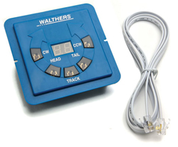 Walthers Cornerstone HO Turntable Control Box, LIST PRICE $49.98