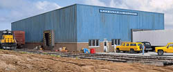 Walthers Cornerstone HO Lakeville Warehousing, LIST PRICE $54.98