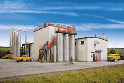 Walthers Cornerstone HO Processing Center, LIST PRICE $74.98