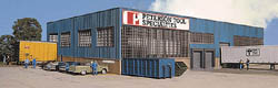 Walthers Cornerstone HO PETERSON TOOL SPECIALTIES, LIST PRICE $54.98
