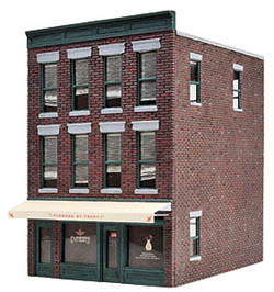 Walthers Cornerstone H Main Street USA Flowers by Terry, LIST PRICE $19.98