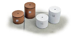 Walthers Cornerstone HO Paper Rolls, LIST PRICE $12.98
