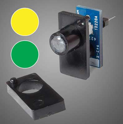 Walthers Electrical Two Color LED Fascia Indicator Walthers Layout Cont, DUE 11/28/2018, LIST PRICE $5.98
