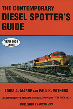 Withers Publishing Diesel Spotter's Gde 2008, LIST PRICE $34.95