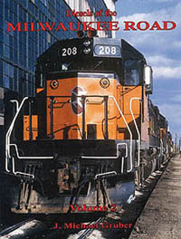 Withers Publishing Vol 2 Diesels of MKE Road, LIST PRICE $59.95