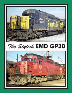 Withers Publishing A EMD GP30, LIST PRICE $9999