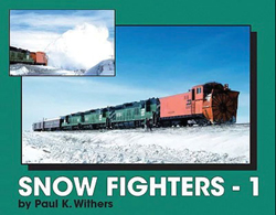 Withers Publishing Snow Fighters Vol 1, LIST PRICE $39.95