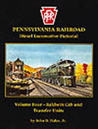 Withers Publishing PRR-Vol 4 Baldwn Cab/Tran, LIST PRICE $18.95